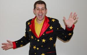 Magician Clifton Nottingham