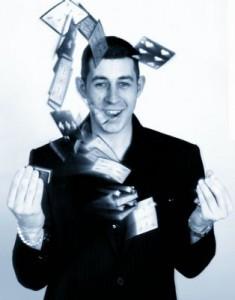 Magician Rufford Nottingham