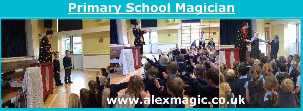 Primary School Magician Nottingham