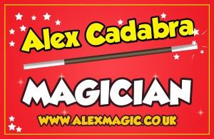 Alex Cadabra – Childrens Entertainer – Magician