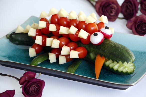 Healthy Food for Children's Parties