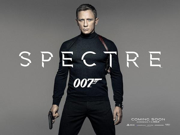 Spectre Film review
