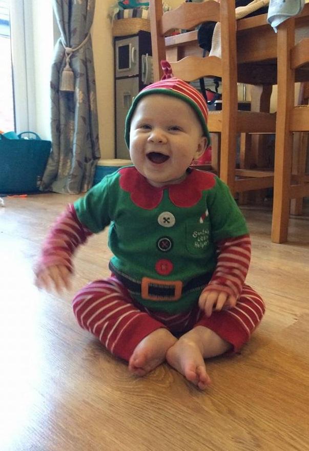 Edward The Christmas Elf
