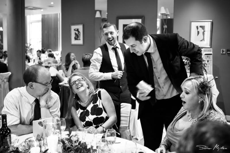 Wedding Entertainer Nottingham for Hire
