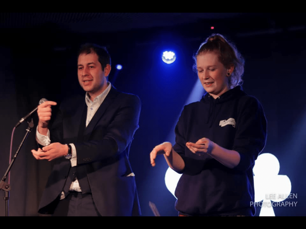 Cabaret magic nottingham - corporate magic
