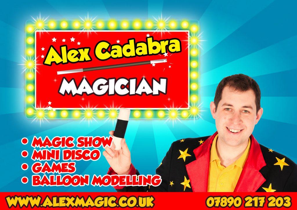 Magician Attenborough Nottingham