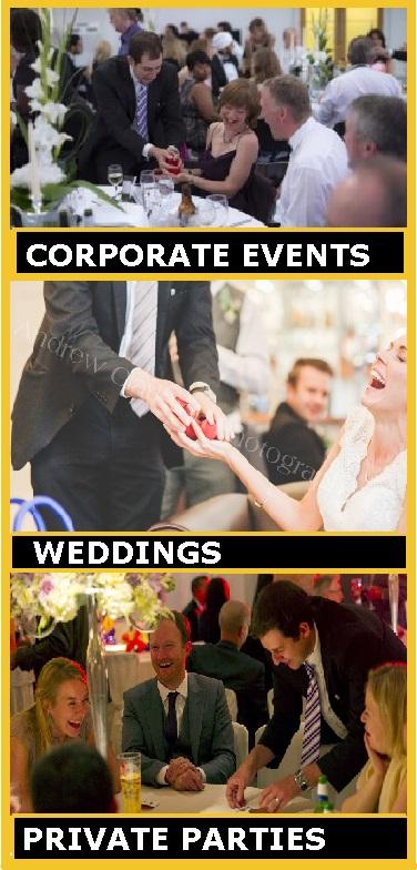 Wedding Magician Colwick