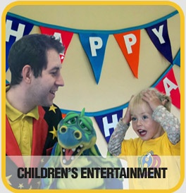 Magician for Children's Parties Nottingham