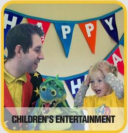 Magician for Children's Parties Nottingham
