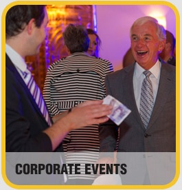 Magician for Corporate Events Nottingham