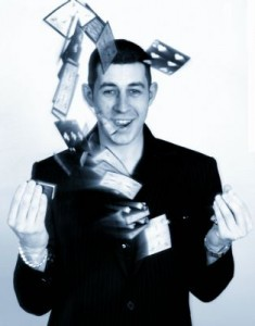 Carlton Magician Nottingham