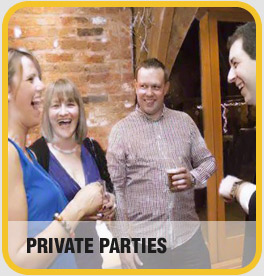 Magician for Private Parties Nottingham