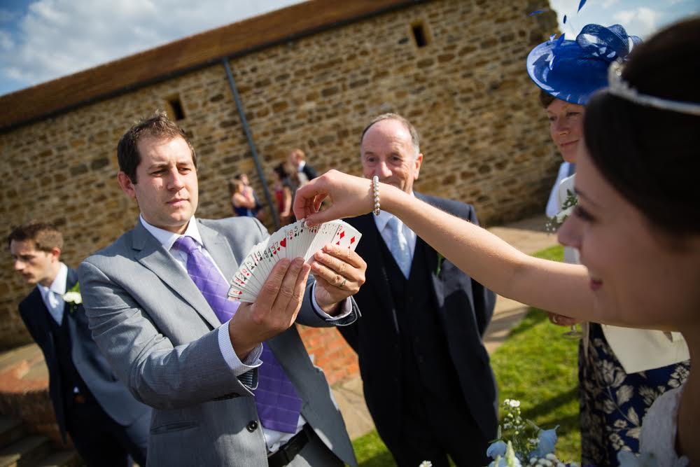 Wedding Magician Stamford