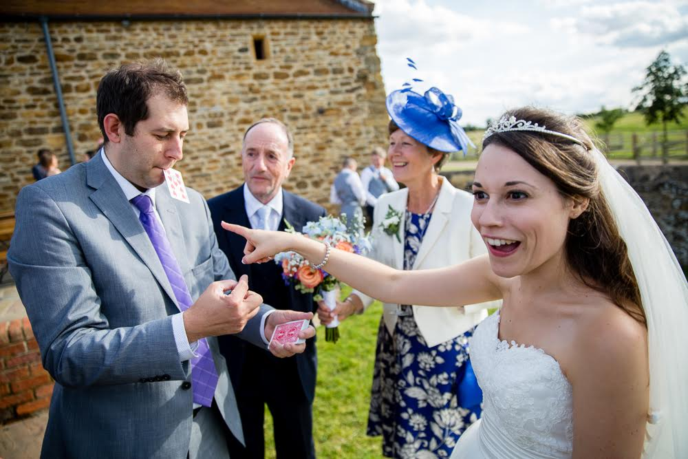 Magician Peterborough – Wedding Magician Peterborough