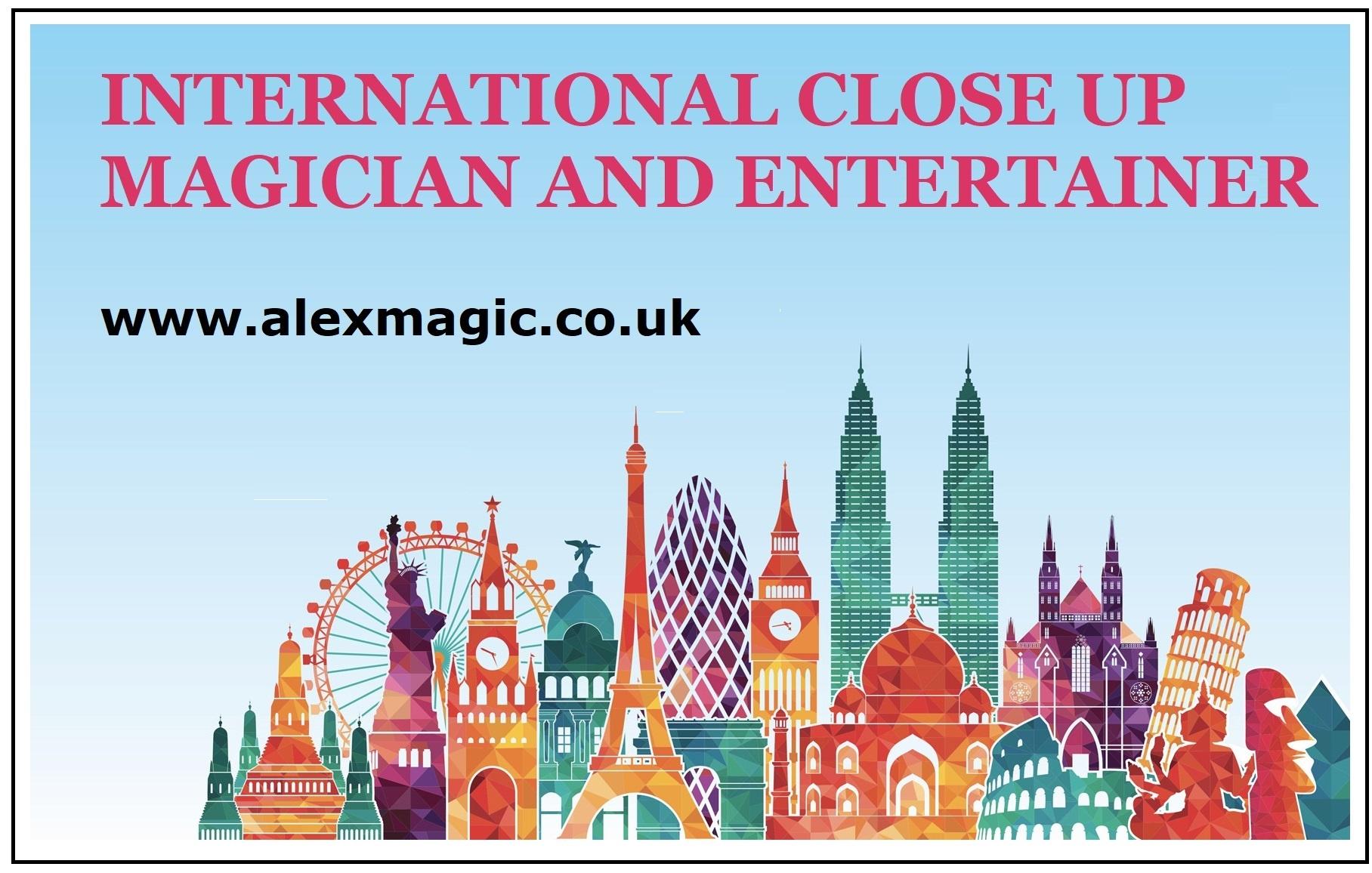 Global International Magician