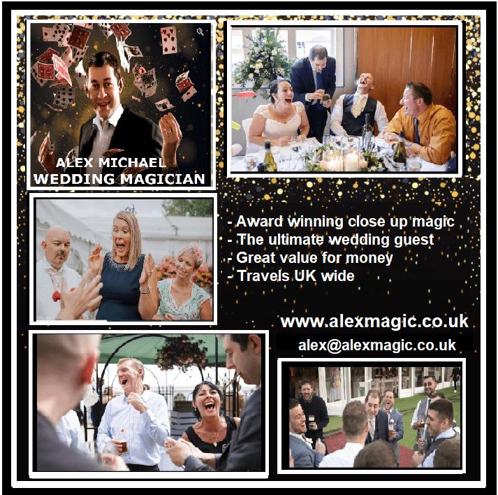 Wedding Magician East Midlands